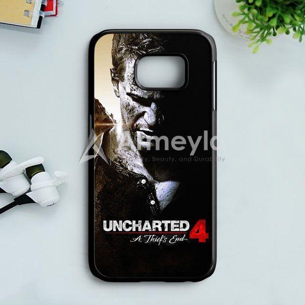 Uncharted 4 A ThiefS End Samsung Galaxy S7 Edge Case   armeyla.com