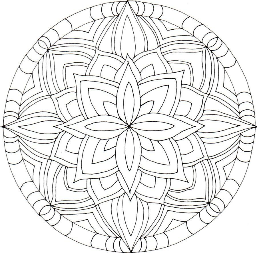 Mandala 2 Wip Mandala Coloring Pages Mandala Coloring Coloring Pages
