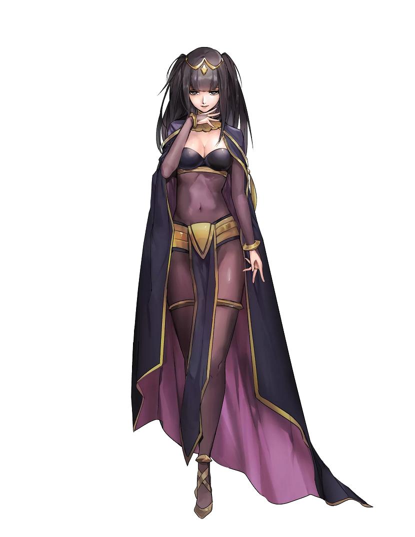 Female Human Sorcerer Seductress - Pathfinder PFRPG DND D&D d20