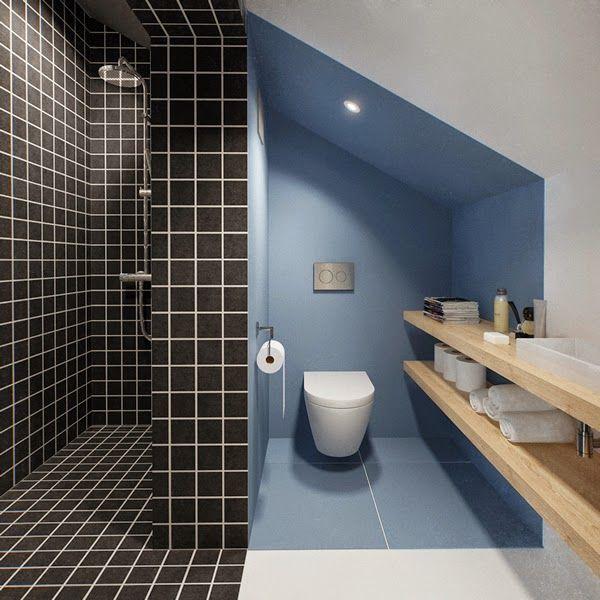 Un intérieur russe à l\u0027inspiration scandinave Tiny bathrooms