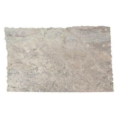 Stonemark 3 In X 3 In Granite Countertop Sample In Bianco Romano