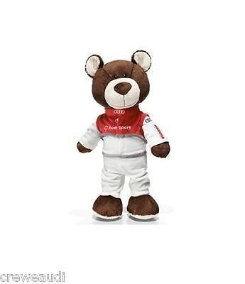 #Genuine audi #sport teddy #bear. 40cm 3201500100,  View more on the LINK: http://www.zeppy.io/product/gb/2/262450312555/
