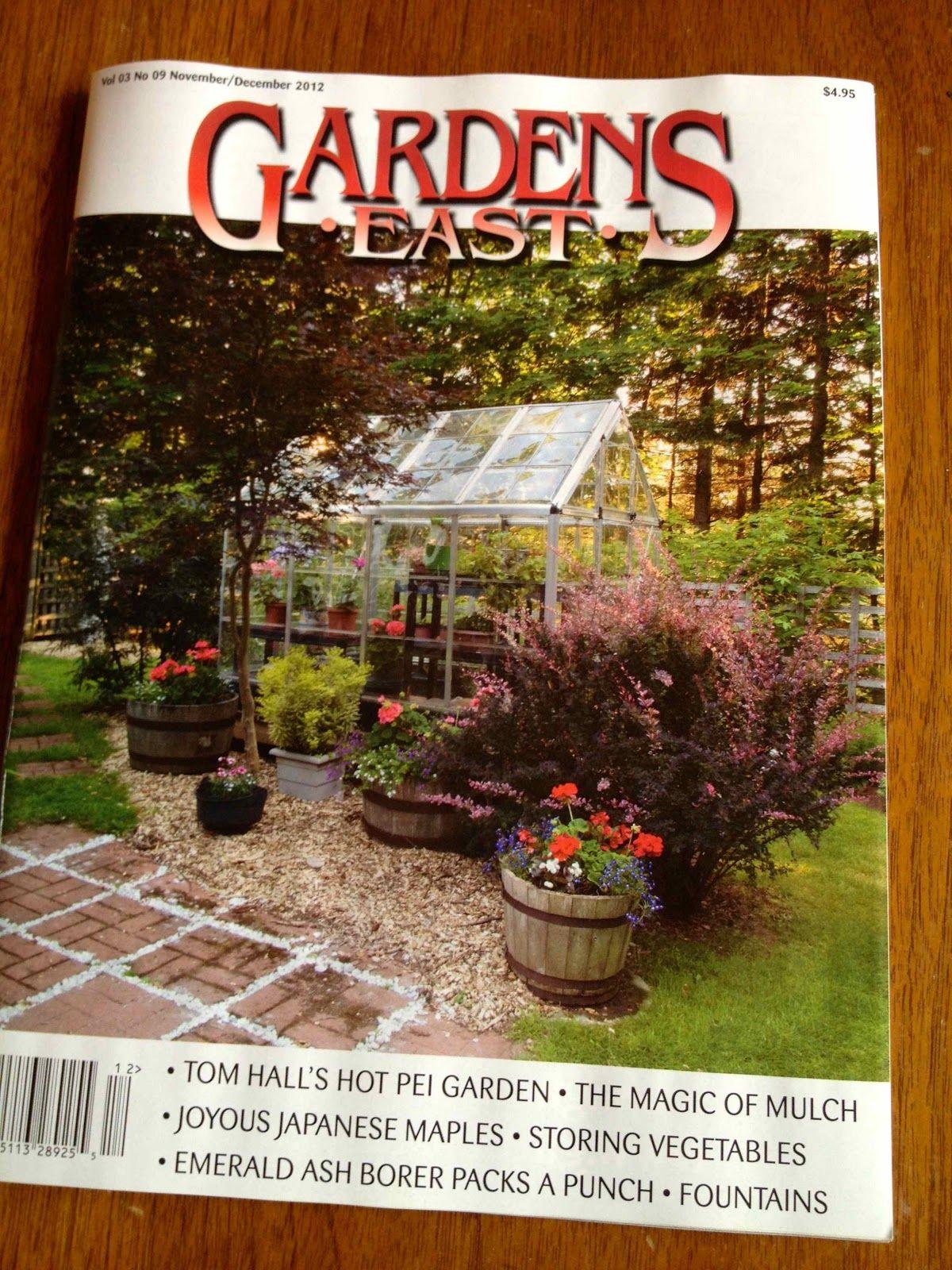 A Great Gift Idea   Magazine Subscriptions!! Www.gardenseast.ca Or Www