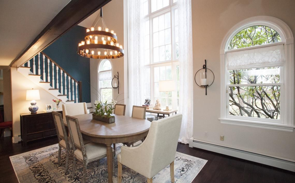 property brothers 2015 - carlie and drum - sherwin williams modern