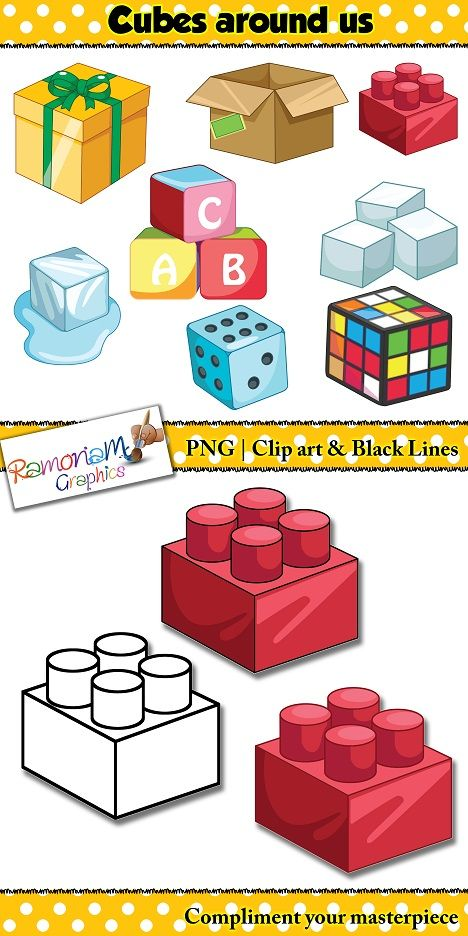 3d Shapes For Kids Shapes For Kids Cube Template 3d Shapes For Kids
