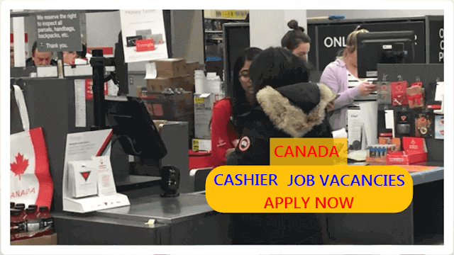 Apply In Canada Job Opportunities Cashier Job Opportunities How To Apply Job Opening