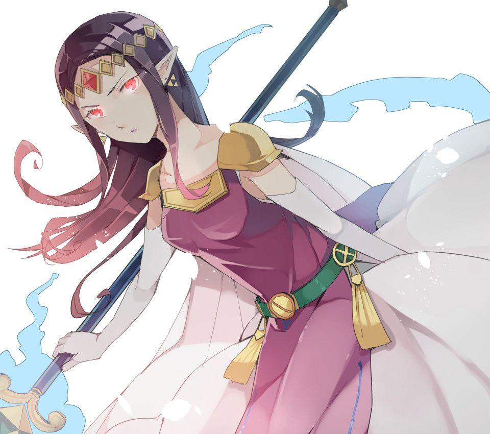 The Legend Of Zelda A Link Between Worlds Princess Hilda Legend