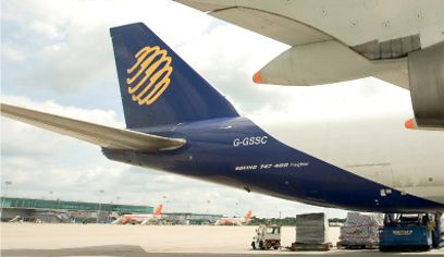 GSS first 747-8F