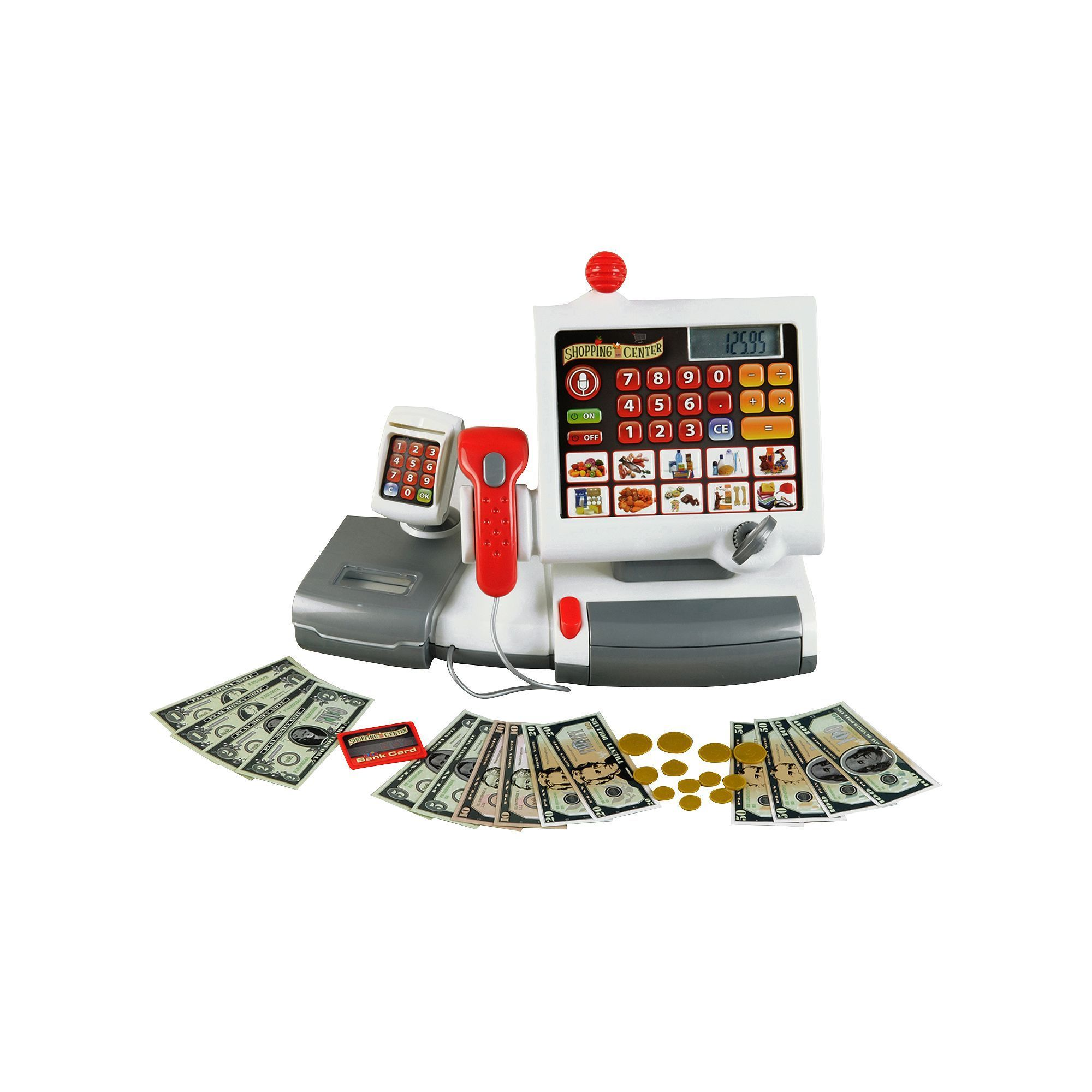 Theo Klein Electronic Cash Register | Products | Cash