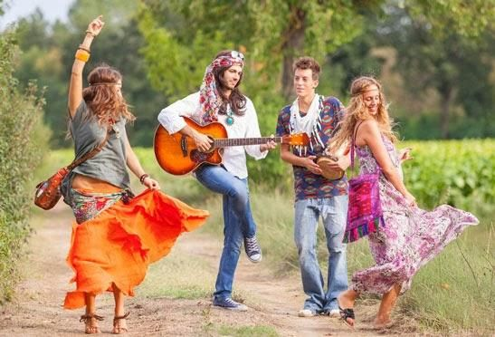 Homemade Hippie Costume Ideas In 2019 Hippie Culture