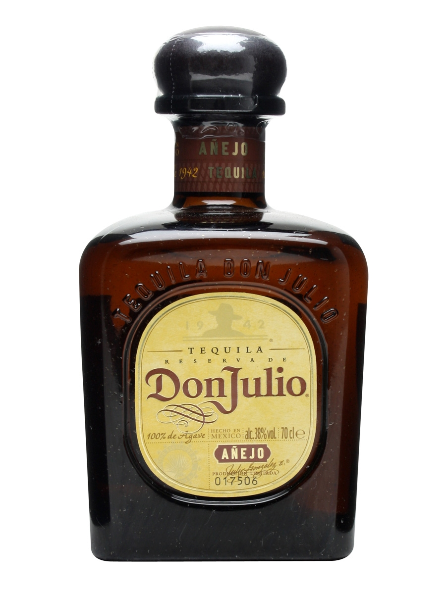 Don Julio Anejo Tequila The Whisky Exchange Tequila Anejo Tequila Anejo