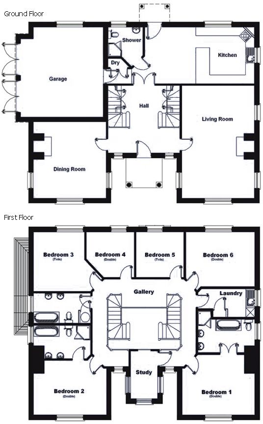 Country House Floor Plan English Country House Plans English Country House