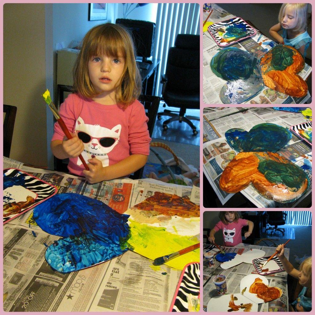 Homemade Diy Toddler Fairy Wings