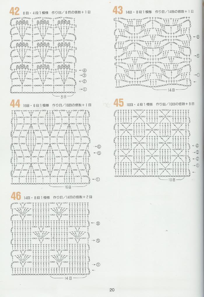 Pin de Do Chau en Crochet | Pinterest | Esquemas y Ganchillo
