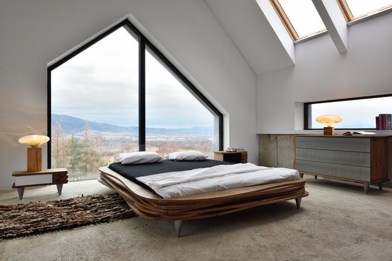New Bedroom Design This New Bed Designed With Sculptural Layers Of Wood Will Be