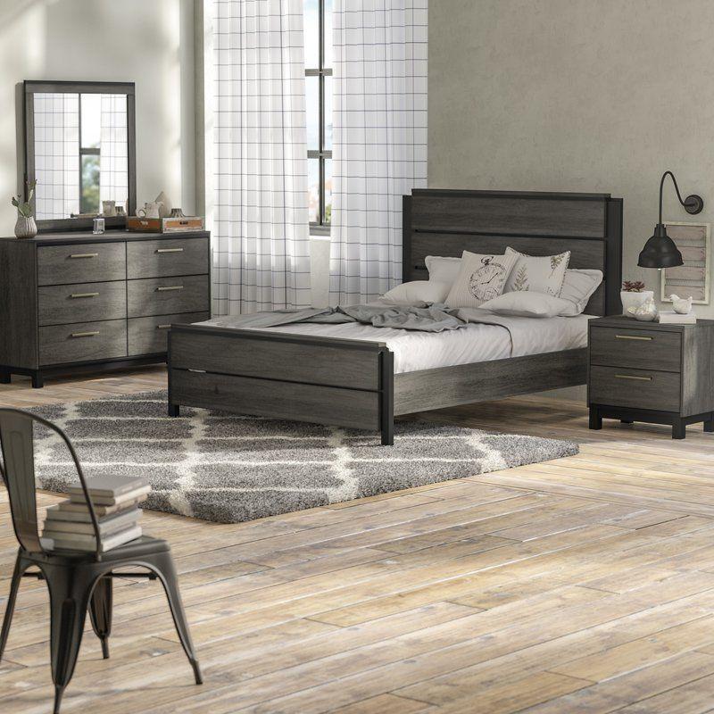 Mandy Standard 4 Piece Bedroom Set
