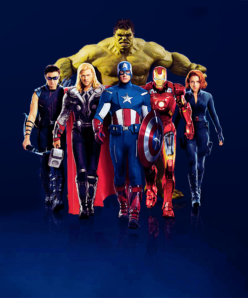 No, seriously.  Why isn't it May 4th, yet? #Assemble