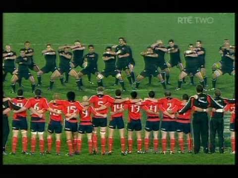 All Blacks Haka Munster Ireland Haka Also Try Against Nz By Munster High Quality All Blacks Irish Rugby Black