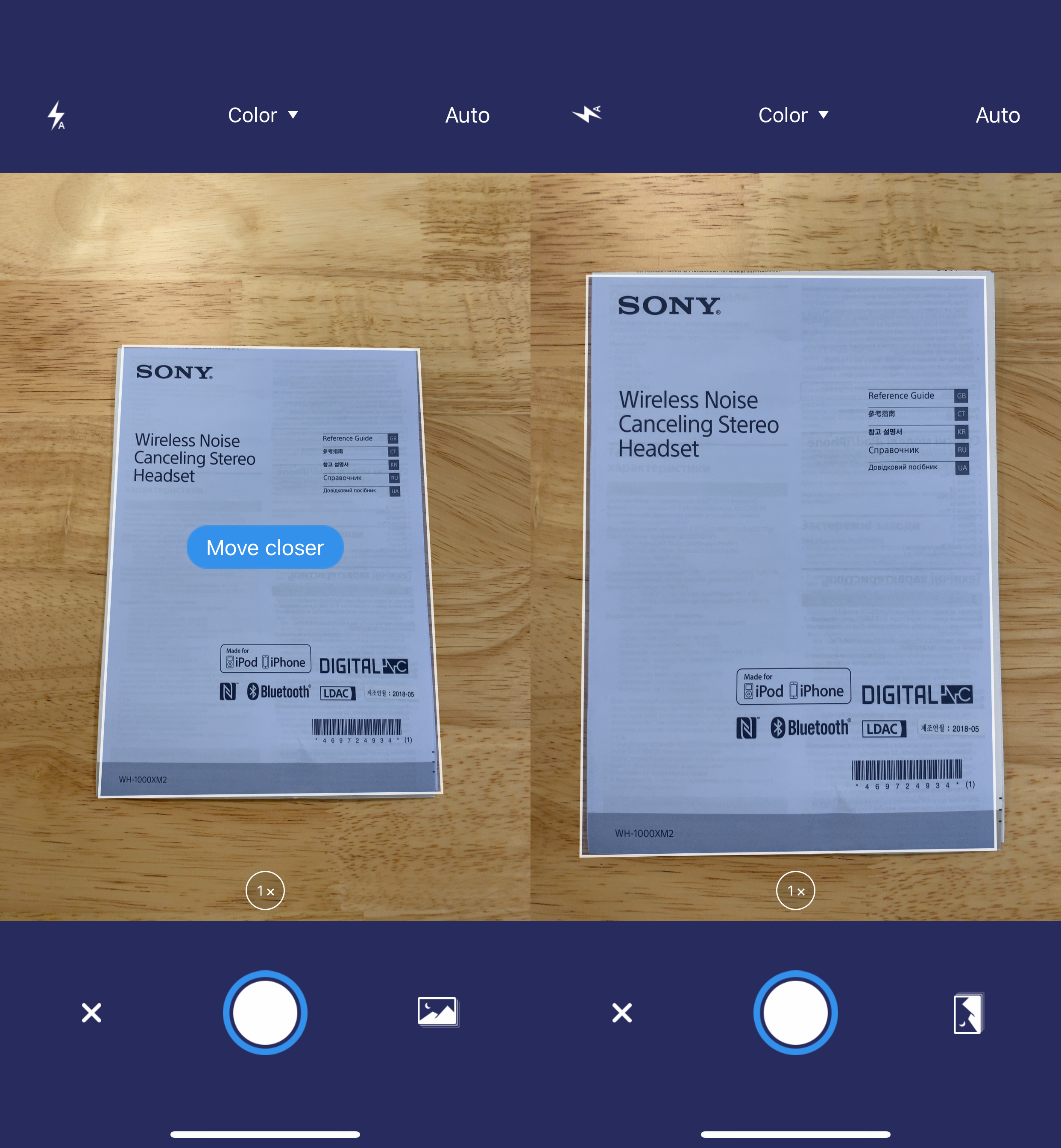 How to scan and store documents on iPhone or iPad