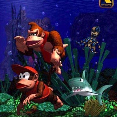 Aquatic Ambience Donkey Kong Country Donkey Kong Country Donkey Kong Donkey Kong 64