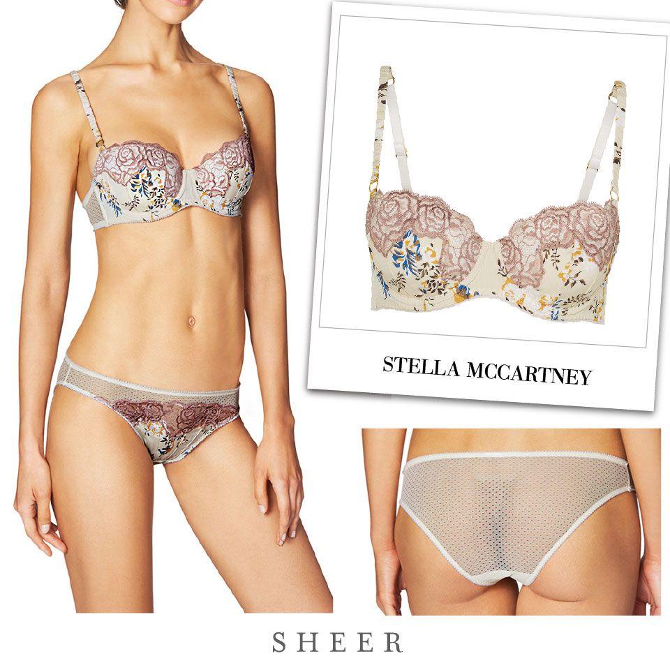 Stella McCartney ELLIE LEAPING BALCONNET BRA from SHEER  BIKINI:https://sheer.com.hk/collections/new/products/ellie-leaping-bikini