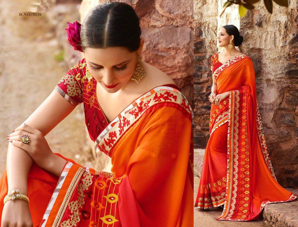 new designer blouse indian bollywood pakistani eid wedding party saree dresses #Shoppingover #Saree