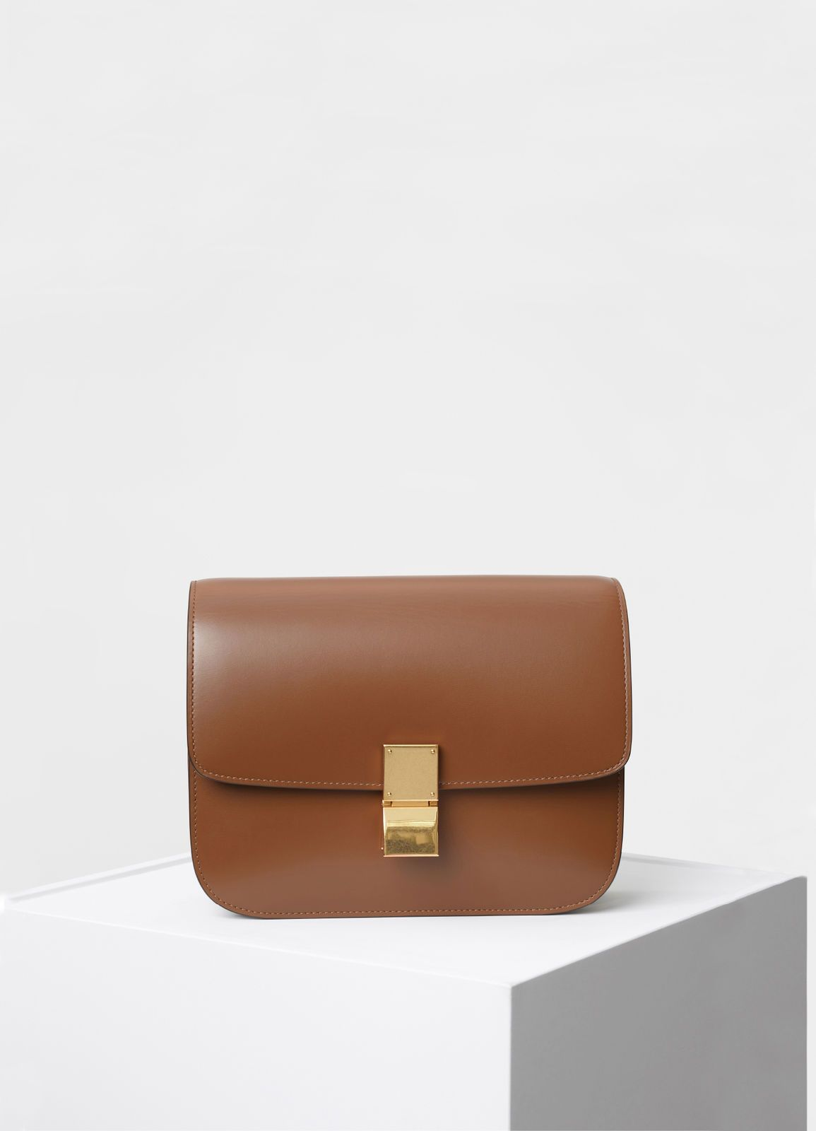 8f5110821f Medium Classic bag in box calfskin