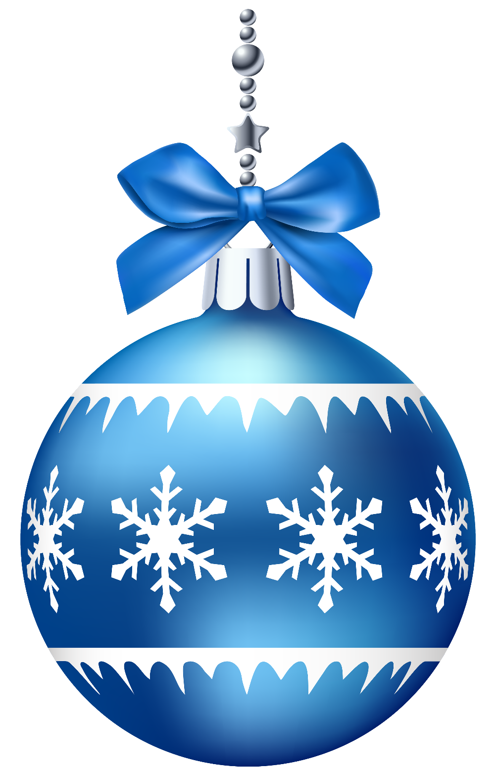 Photo of Blue Christmas Ball PNG Clip Art – Best WEB Clipart