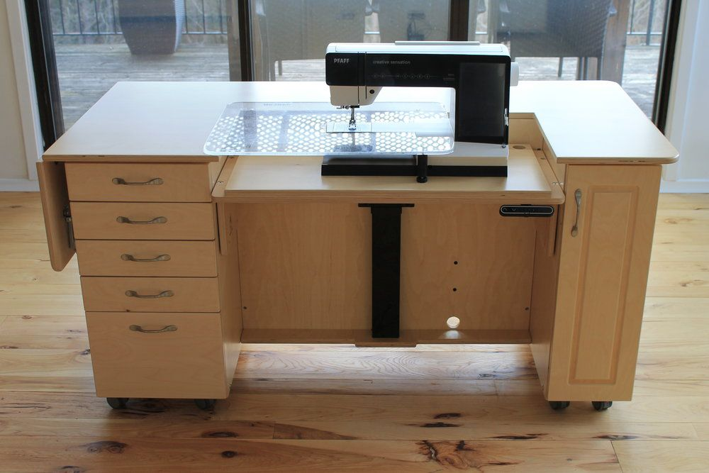 6028xl Eddycrest Furniture In 2020 Sewing Rooms Diy Sewing Table Sewing Table