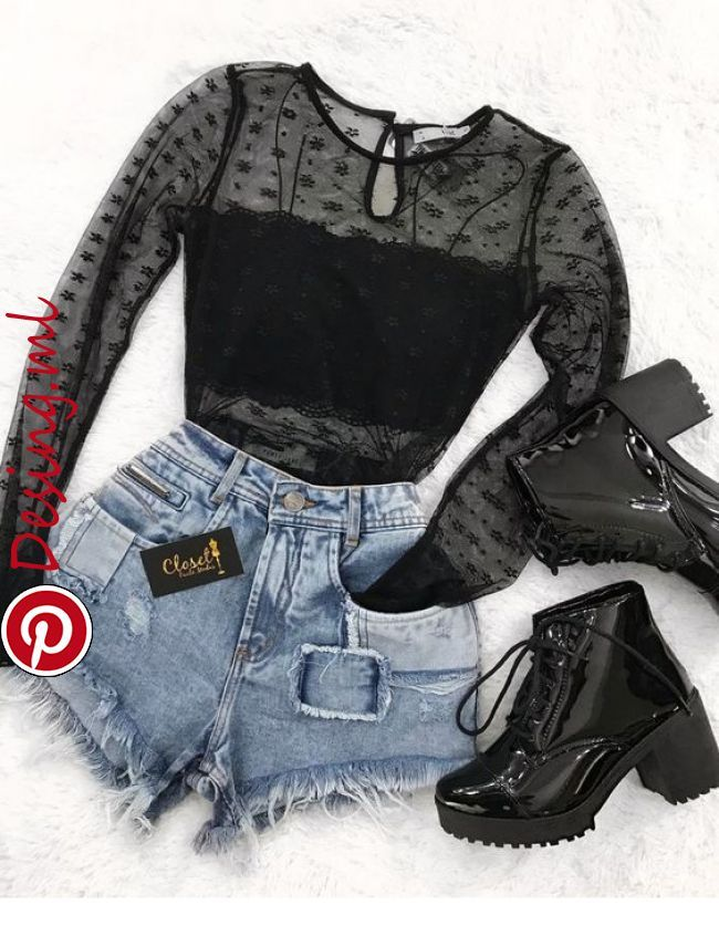 Perfect for a rock concert is part of fashion - Perfect for a rock concert   Inspiring Ladies   Outfits