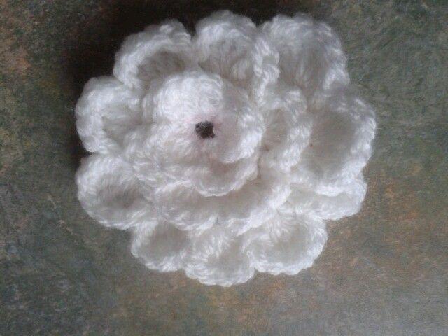 Interchangeable flower