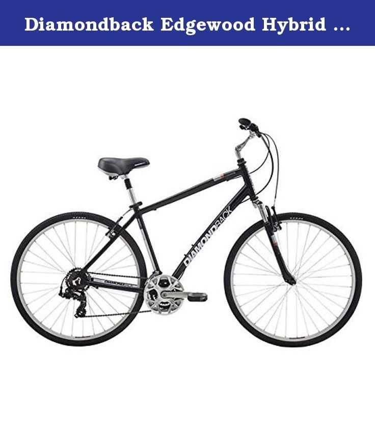 Diamondback Edgewood Hybrid Bike Medium More Efficient Than Your
