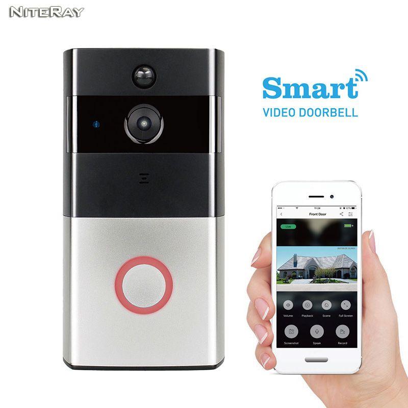 Ip Video Intercom Wifi Video Deurtelefoon Ring Deurbel Wifi