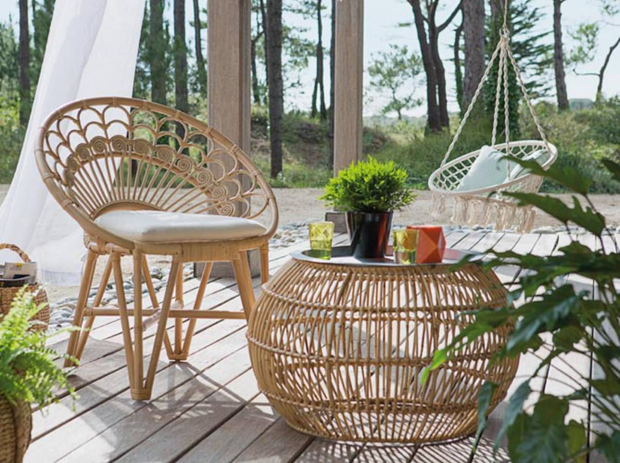 Mobilier De Jardin La Collection 2016 Jardiland Outdoor Furniture Sets Home Decor Wicker Chair