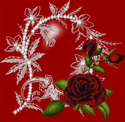 Roses Pictures Https Sowar Ward Blogspot Com Flowers Gif Glitter Graphics Flowers