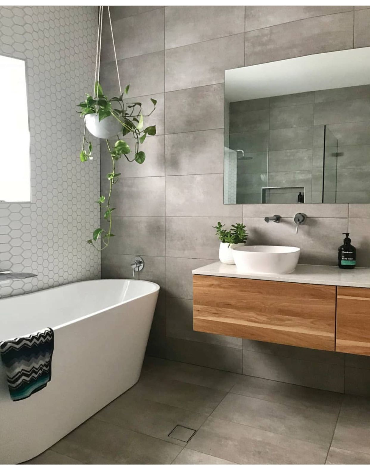Pin by Danielle Stone on Home Inspo | Bathroom renovation ...
