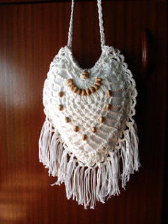 bceaeed31 Cómo hacer tu propia cartera de mano en crochet | Aprender ... | Mis ...