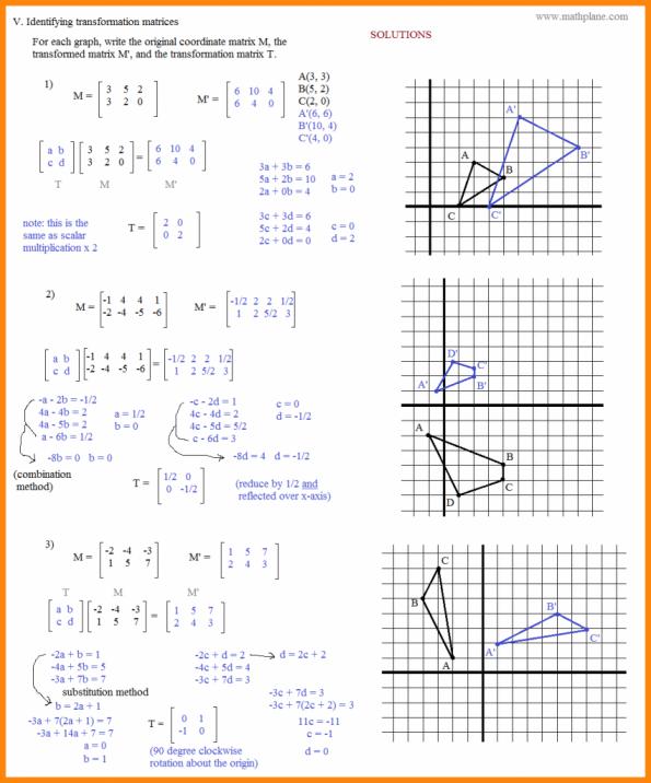 37++ Translation worksheet pdf Information