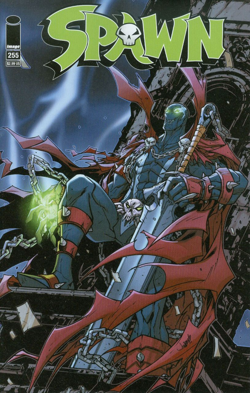Spawn #255 (Issue) | COMICS AND GAMING RULE! | Pinterest