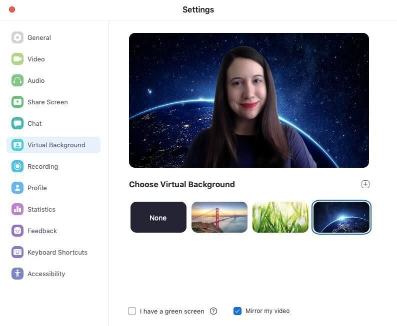 How To Change Your Zoom Background Just Like Everyone Else Video Chat App Video Chatting Video Background