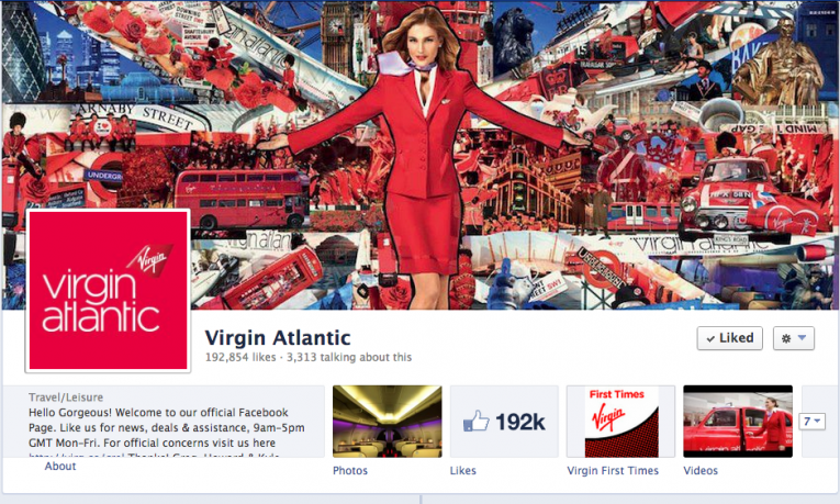 The 50 Best Designed Facebook Brand Cover Photos