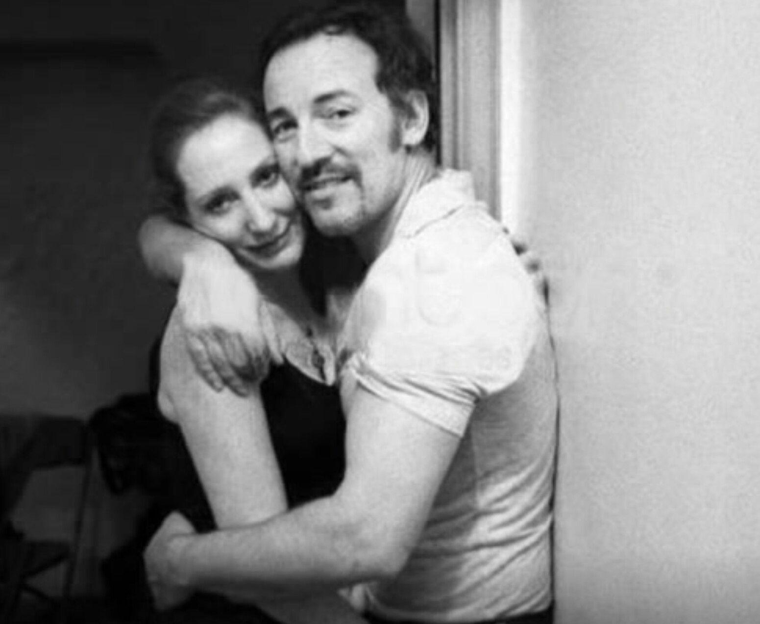 Bruce and Patti~♡