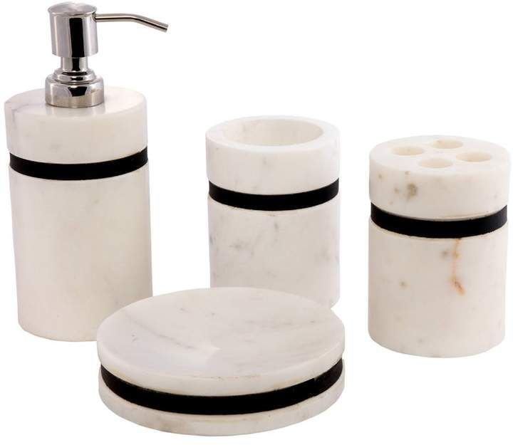 City Line Collection Contemporary Natural Stone Ma Accessory