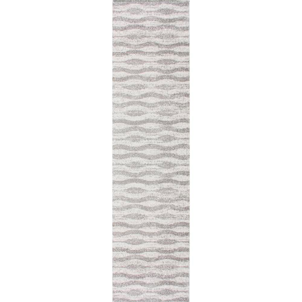 Nuloom Tristan Modern Striped Gray 3 Ft X 12 Ft Runner Bdsm02a 26012 With Images Gray Runner Rug Area Rug Sizes Synthetic Rugs