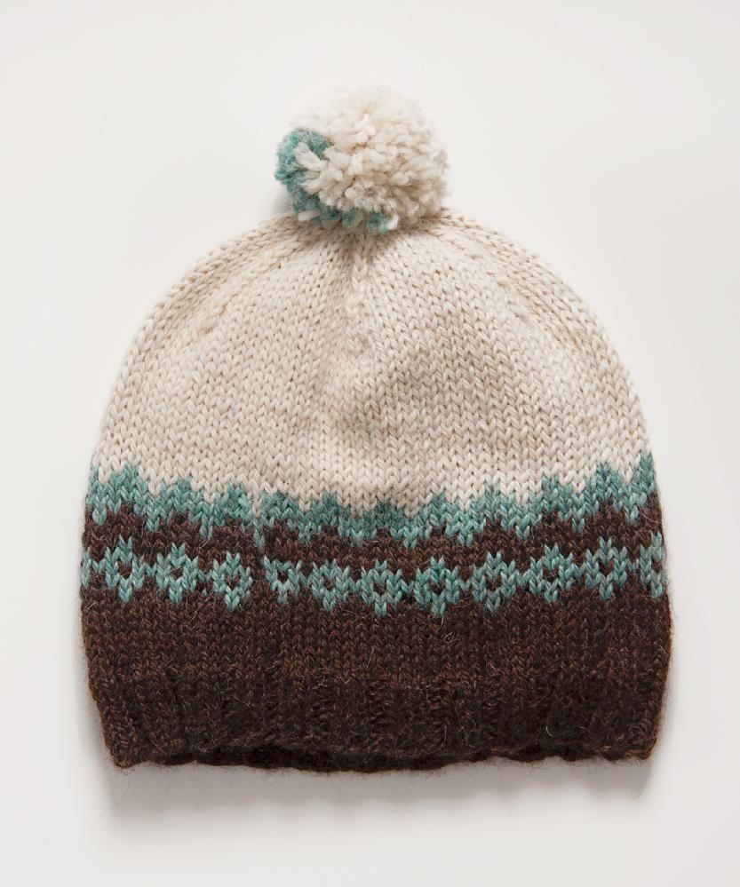 Gatineau Hat   Knit Hats - Fair Isles/Stranded   Pinterest ...