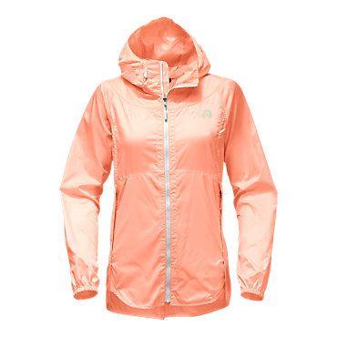 a5cba3733 Women's flyweight hoodie | Products | Jackets, Windbreaker jacket ...