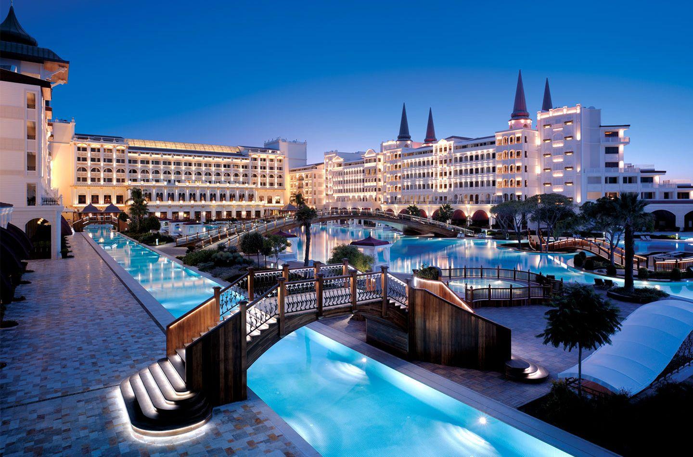 images of luxury resorts | Palace Hotel, Antalya