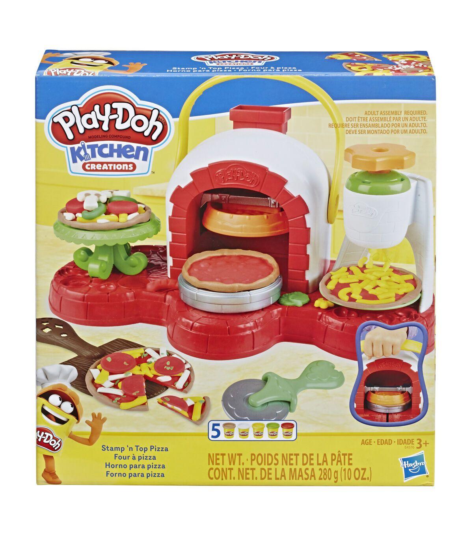 Play Doh Stamp N Top Pizza Set Joann Play Doh Pizza Play Doh Play Doh Kitchen
