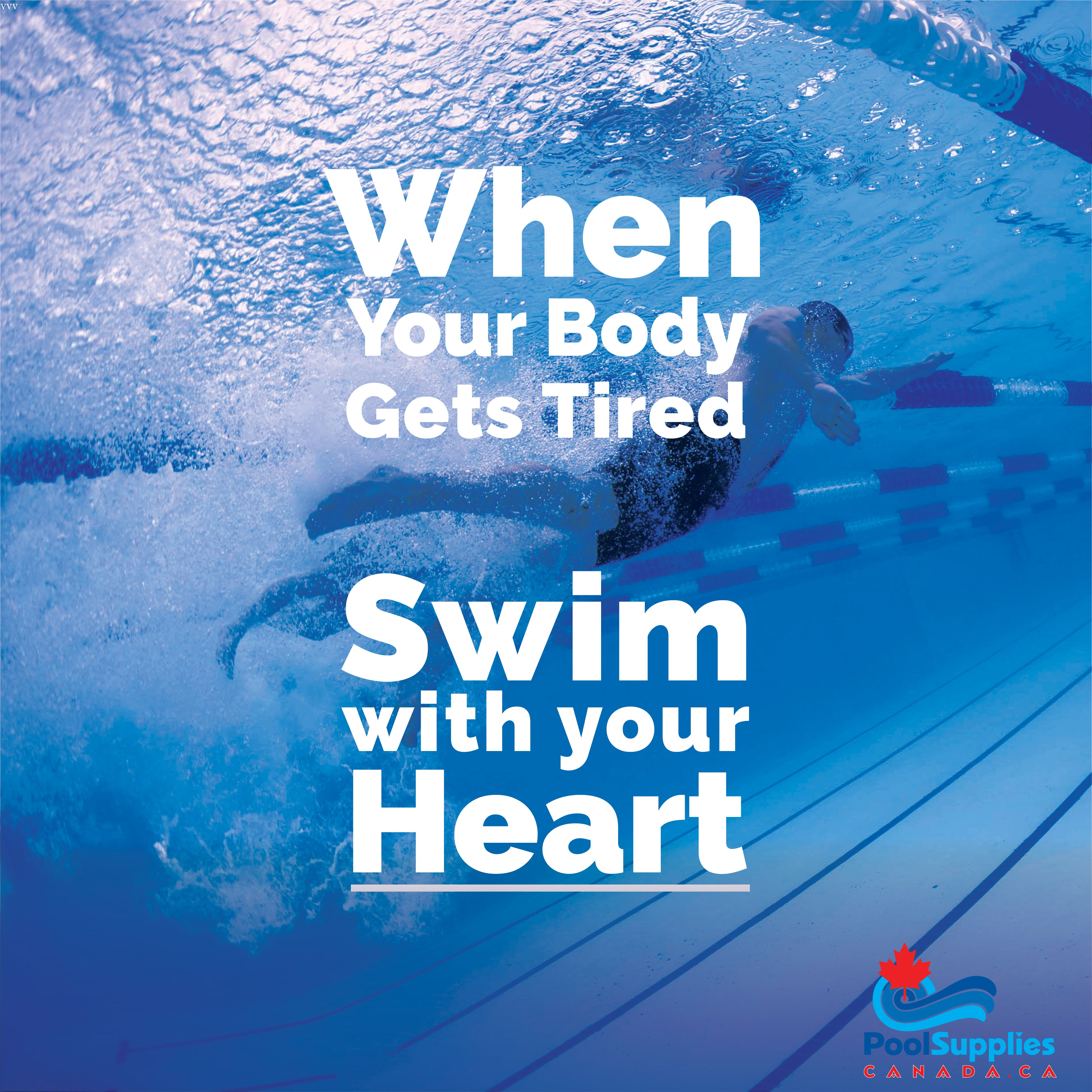 Swimming Quotes Best Swim Your Heart Out #swim #pool #swimming #quotes #motivation Www
