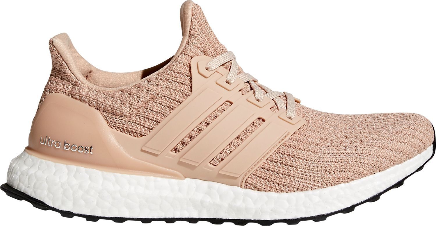 BRAND NEW Adidas Women's Ultra Boost 4.0 Running Shoes Ash Pearl BB6497 Size 11